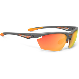 Rudy Project Stratofly Occhiali, pyombo matte - rp optics multilaser orange